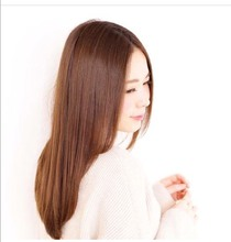 カラーで髪質改善|【頭皮・髪のエステ専門ヘアサロン】Hair Vall RaQ のヘアスタイル