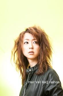 ハンサムガール|【頭皮・髪のエステ専門店】Hair Vall RaQ のヘアスタイル