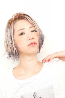 ジェンダーBOB|I WANNA GO HOME CONCENTのヘアスタイル