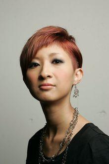 カシスショート|I WANNA GO HOME CONCENTのヘアスタイル