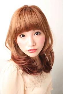 レディーAKA|I WANNA GO HOME CONCENTのヘアスタイル