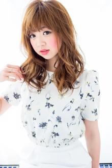 『大人』×『モテ髪』  担当 大柳 AUGUST hair nailのヘアスタイル