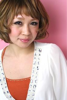 シャーベットカラーボブ☆|AUGUST hair nailのヘアスタイル