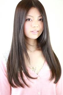 ☆sweetストレート☆|AUGUST hair nailのヘアスタイル