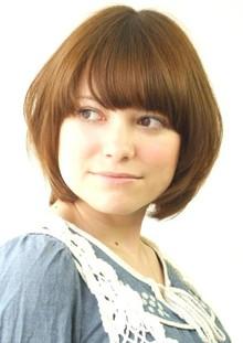 スウィートナチュラルショート|AUGUST hair nailのヘアスタイル
