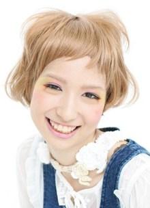 ふわ甘マッシュ|AUGUST hair nailのヘアスタイル