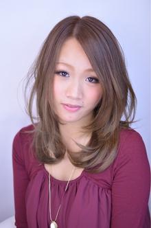 ソフトミディアム|AUGUST hair nailのヘアスタイル