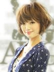 カジュアルスイートボブ|azure/AVEDA hair&spaのヘアスタイル