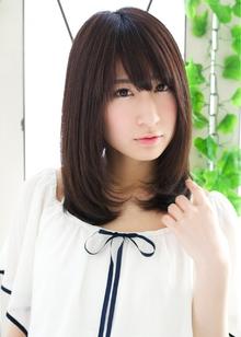 大流行 ダークカラー 担当 森|azure/AVEDA hair&spaのヘアスタイル