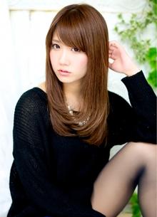 自然がかわいい大人ナチュラルスタイル 担当 森 azure/AVEDA hair&spaのヘアスタイル