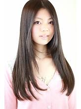 ☆sweetストレート☆|azure/AVEDA hair&spaのヘアスタイル