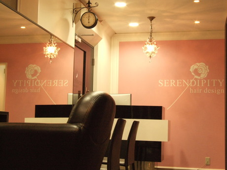 SERENDIPITY hair design