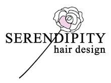 SERENDIPITY hair design  | セレンディピティ ヘアデザイン  のロゴ