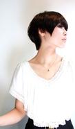 モードなショート|SERENDIPITY hair designのヘアスタイル