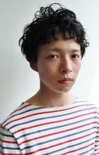 しっかりふんわりパーマ★|SERENDIPITY hair designのメンズヘアスタイル