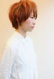 カジュアルさわやかショート|SERENDIPITY hair designのヘアスタイル