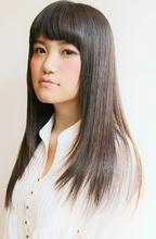アレンジ自由自在!きらきらストレート★|SERENDIPITY hair design 本山 美幸のヘアスタイル