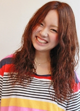 しっかりガーリーウェーブ★|SERENDIPITY hair design 本山 美幸のヘアスタイル