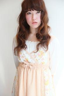 シフォン★ウェーブ|SERENDIPITY hair designのヘアスタイル