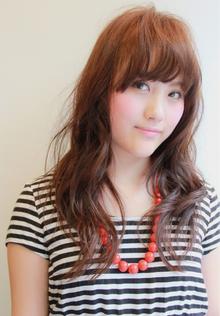 くしゅくしゅ・ラフウェーブ☆|SERENDIPITY hair designのヘアスタイル