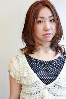 オトナ女子★ナチュラルミディ  のばし中にも◎|SERENDIPITY hair designのヘアスタイル