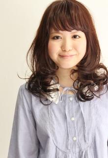 スタイリングらくちん☆ふわふわMixカール|SERENDIPITY hair designのヘアスタイル