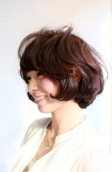 ふわっとボブ|SERENDIPITY hair designのヘアスタイル