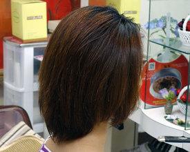 大人のスマートミディ|こあさじょうじ美容室のヘアスタイル