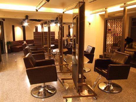 Hair art chiffon 川口東口店
