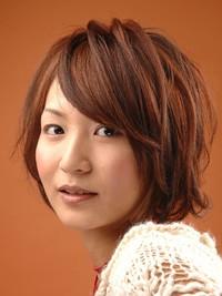 ツヤサラサラモードで大人かわいい前髪のラブクラシカルヘアー24