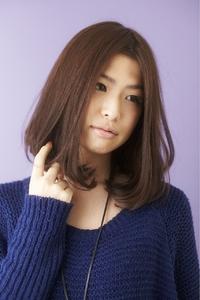 ツヤサラサラモードで大人かわいい前髪のラブクラシカルヘアー30