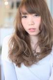 ツヤサラサラモードで大人かわいい前髪のラブクラシカルヘア157