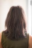 ツヤサラサラモードで大人かわいい前髪のラブヘアー186【川口】