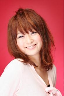ツヤサラサラモードで大人かわいい前髪のラブクラシカルヘア13|Hair art chiffon 池袋東口店のヘアスタイル