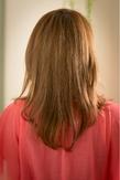 ツヤサラサラモードで大人かわいい前髪のラブクラシカルヘア112