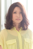 ツヤサラサラモードで大人かわいい前髪のラブクラシカルヘア117