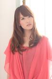 ツヤサラサラモードで大人かわいい前髪のラブクラシカルヘア118