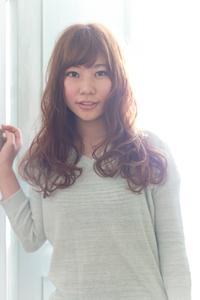 ツヤサラサラモードで大人かわいい前髪のラブクラシカルヘア121