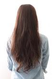 ツヤサラサラモード大人かわいい前髪のラブクラシカルヘア130