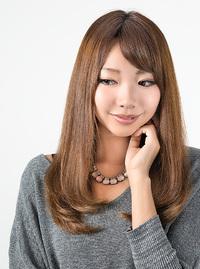 【ashuley】シースルーロング☆