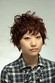 クールスタイリッシュ☆|美容室 ウイングのヘアスタイル