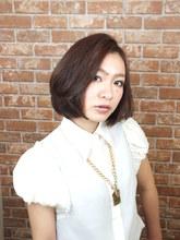 グラマラスフェミニンボブ☆|te-etのヘアスタイル