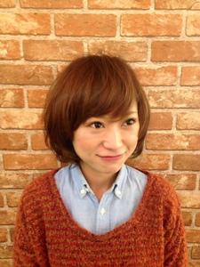 ふんわりマッシュボブ☆|te-etのヘアスタイル