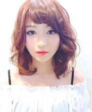 透明感☆ふわくしゅパーマ☆|AnFye for prcoのヘアスタイル
