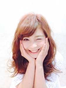 フェミニン☆ゆるふわカール☆|AnFye for prcoのヘアスタイル