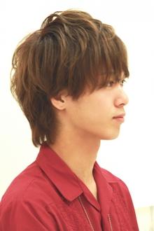 AnFye for prco 吉田太紀 ツーブロックヘア|AnFye for prcoのヘアスタイル