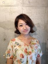ゆるふわ☆ショートボブ|Growのヘアスタイル