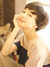 マッシュなのに大人な雰囲気な印象にしてくれる!|BEKKU hair salon 恵比寿 代官山のヘアスタイル