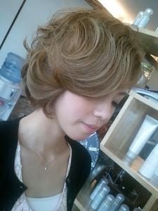 マダムカーリー☆|Cut House Jackpotのヘアスタイル