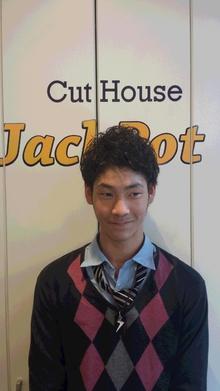 グランドパーマヘアー☆|Cut House Jackpotのヘアスタイル